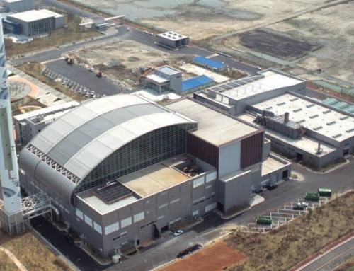 인천 폐기물소각장